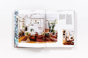 Emily Katz's Home Featured in New Bohemians Cool & Collected Homes by Justina BLakeney