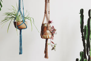 One Bundle Plant Hanger Pattern - Download
