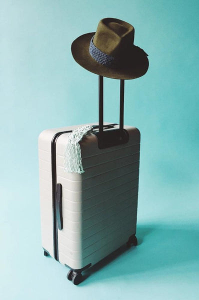 Luggage Adornment Pattern - FREE Download
