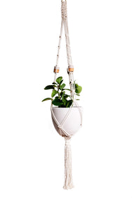 Ceramic beads with large holes perfect for Macrame Plant Hangers