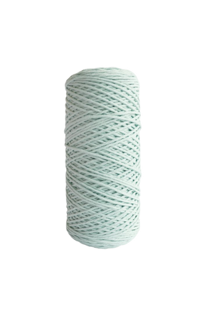 mint 2mm 100% oeko tex certified cotton string or cord