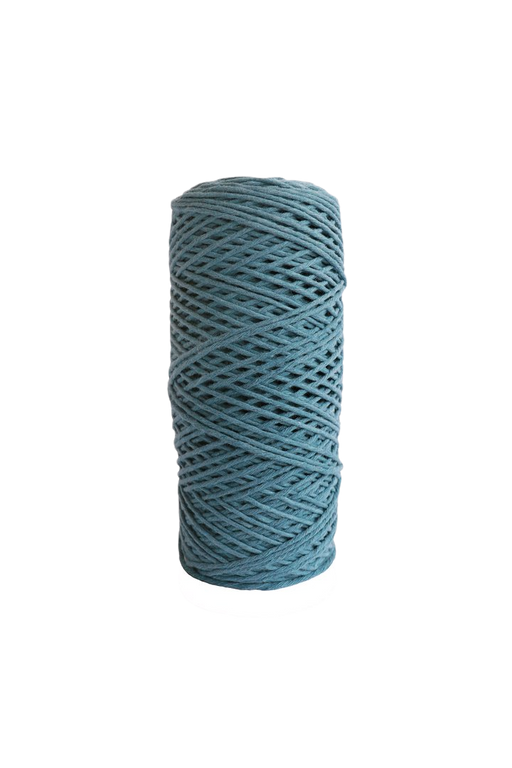 2mm 100% oeko tex certified cotton string or cord  ocean