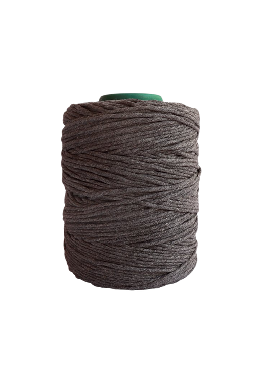 4mm string or cord in 800 foot spools  - dark gray
