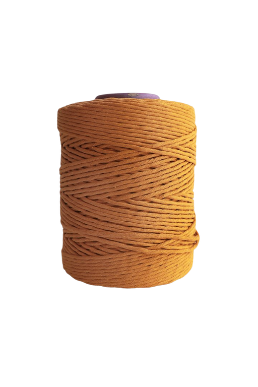 4mm string or cord in 800 foot spools  - mustard