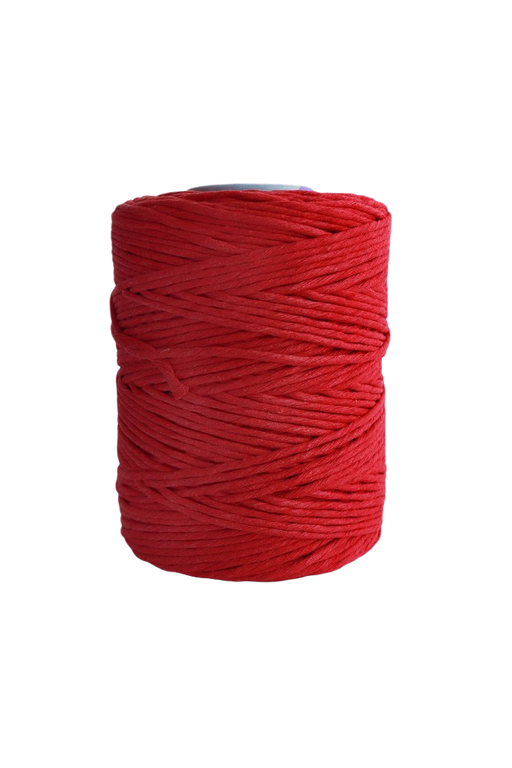 4mm string or cord in 800 foot spools  - red