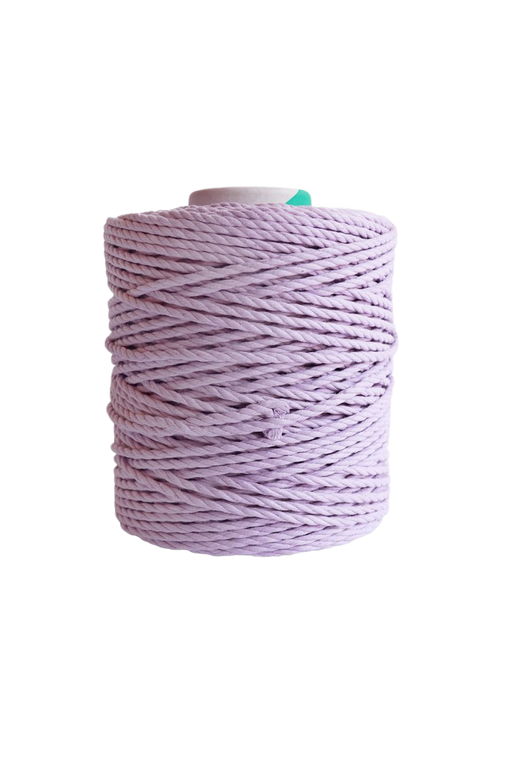 600 feet of 5mm 100% cotton rope - light pink