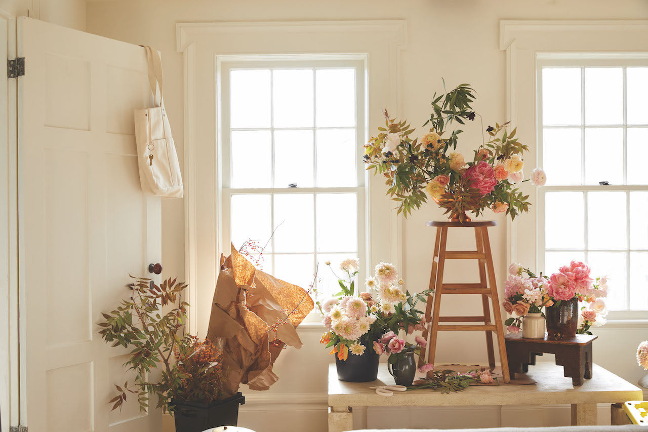 The Floral Society Floral Arrangement Styled Image