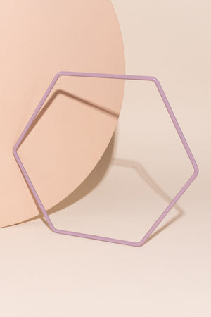 Metal Hexagon