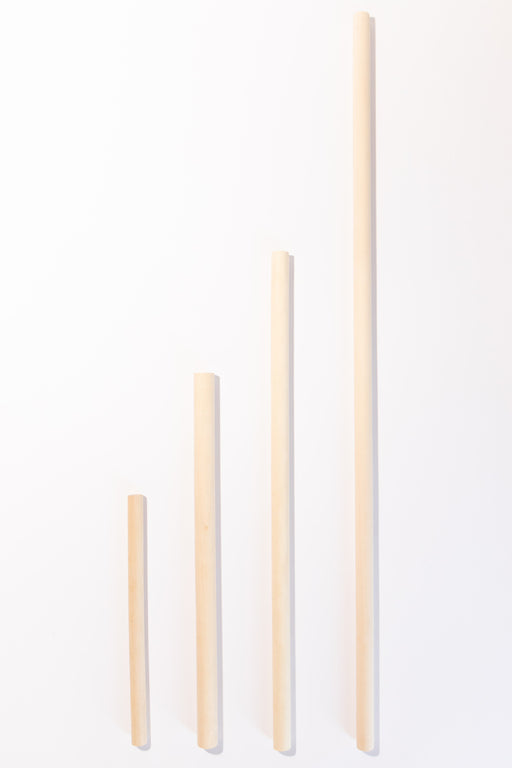 Wooden Dowels All Sizes (12