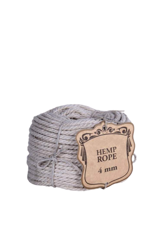 Hemp Rope 100' - Natural