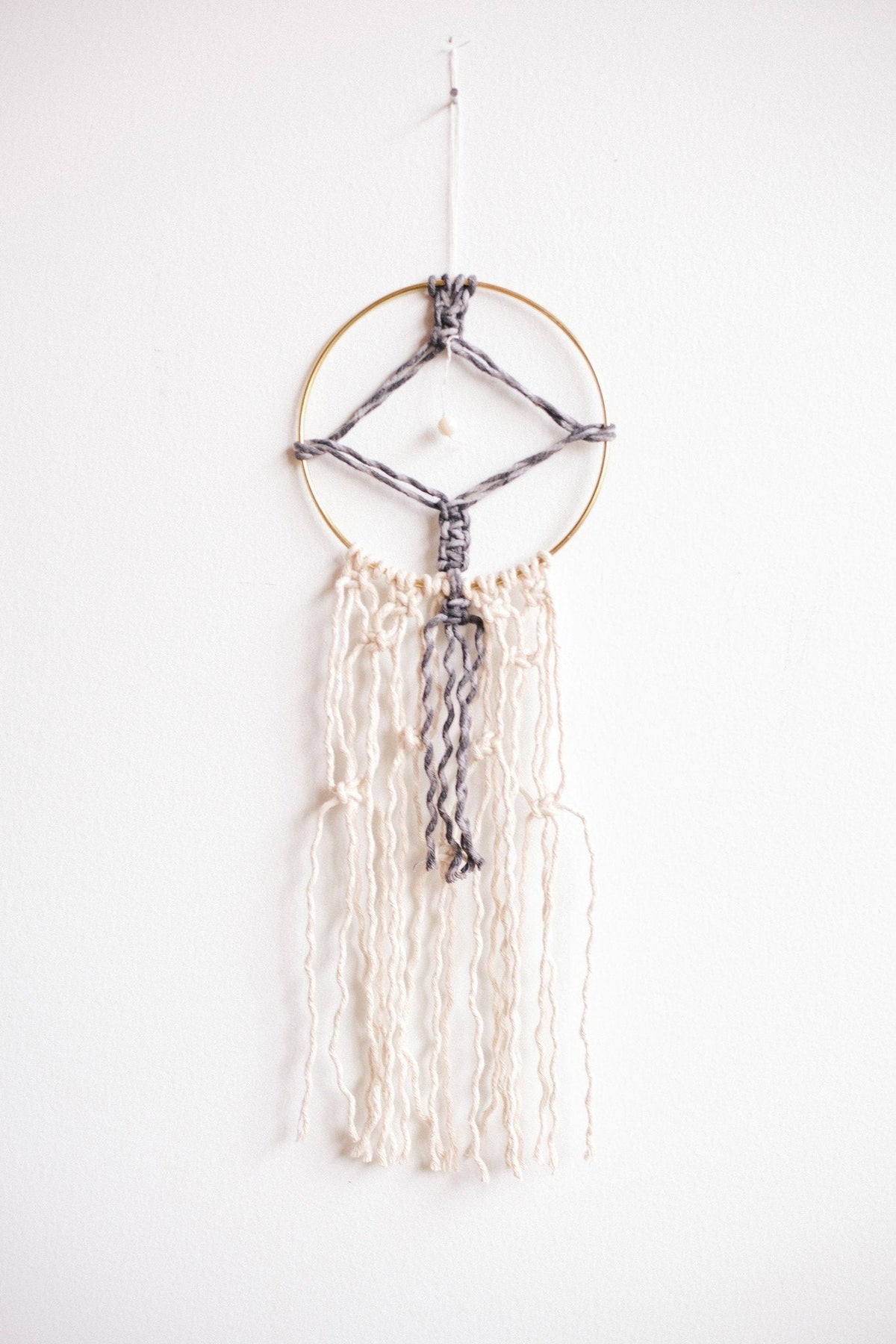 Brass Hoop - Various Sizes, DIY - MODERN MACRAMÉ