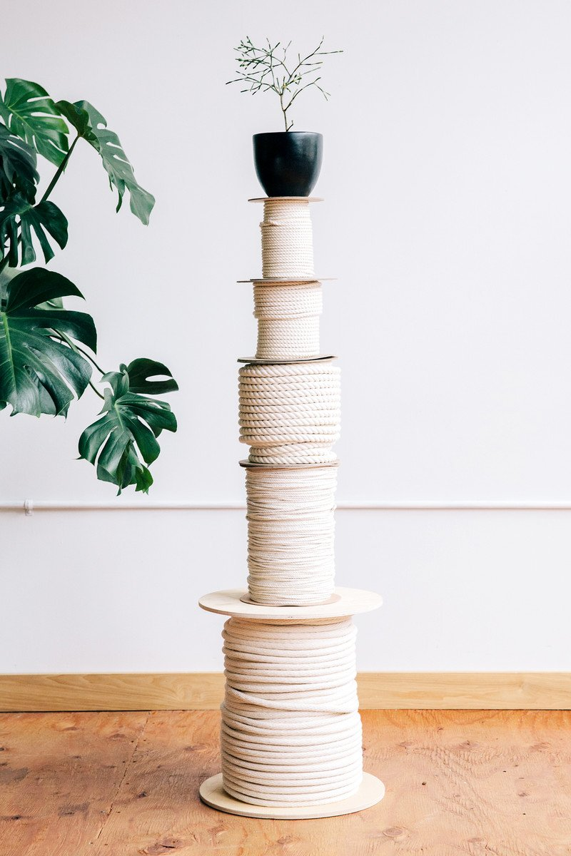 DIY MACRAME ROPE AND KITS