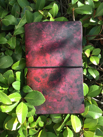 Field Notes Bifold - Dragon's Blood