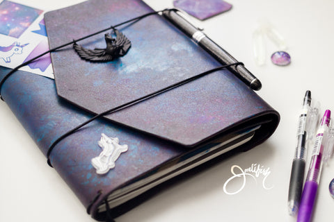 Dark Unicorn Trifold