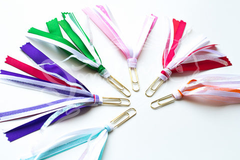 Sailor Moon Ribbon Paper Clips