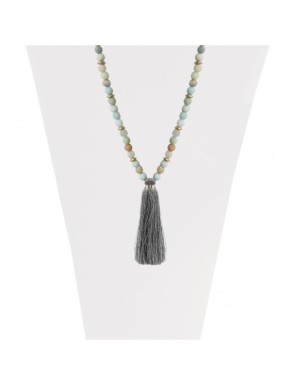 Caracol Necklace 1394-TRQ-G Jewellery