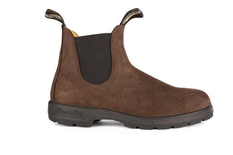 Blundstone Women's Series Brown Nubuck B1606