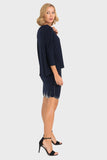 Joseph Ribkoff Dress Midnight Blue 193004
