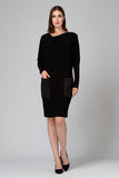 Joseph Ribkoff Dress Black 194012 Dress