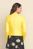 Joseph Ribkoff Jacket in Lemon Zest - 212902