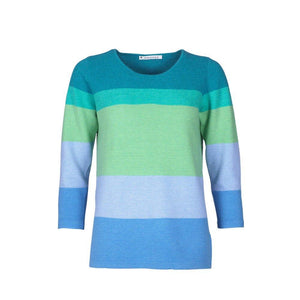 Mansted BOICA Sea Coloured Sweater