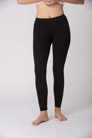 LNBF Suri Full Length Black Legging 518500