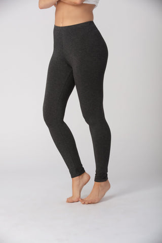LNBF Suri Full Length Grey Legging