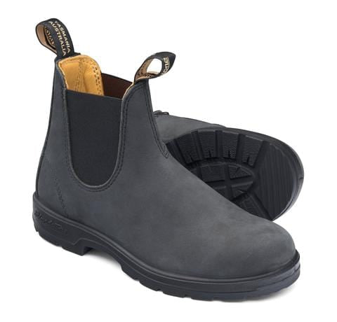 Blundstone Rustic Black Boot - Style B587 Boot