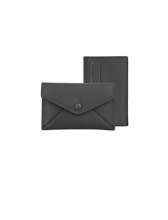Caracol Small Case And Card Holder Black 7050 Wallet