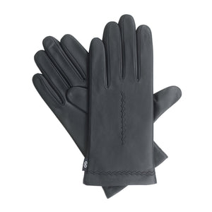 Isotoner Kidskin Single BLK T80000 Gloves
