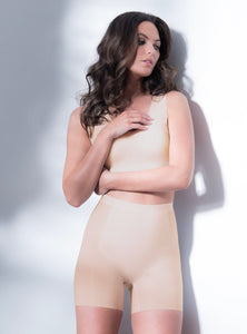 Body Hush The Stand Out Boy Short Nude BH1809 Shapewear