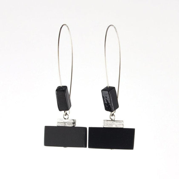 Anne-Marie Chagnon Sheldon Earrings - Black Earrings