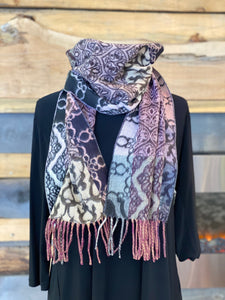 Scarf Light Pink 731023 Scarf