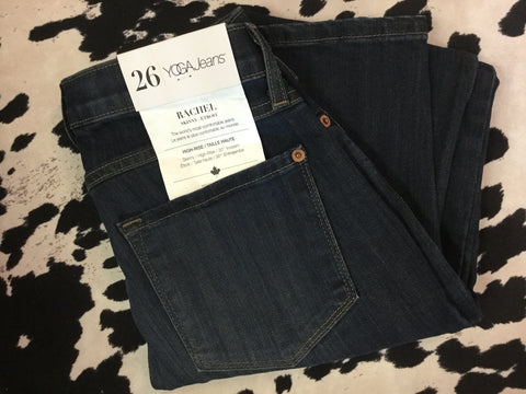 Yoga Jeans Rachel Italy High Rise Skinny SWP1409