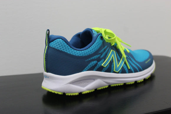 New Balance Blue/Lime 1065 Sneakers