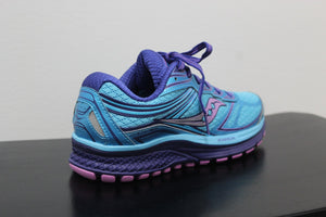 Saucony Blue/Purple/Pink S10295-5 Sneakers