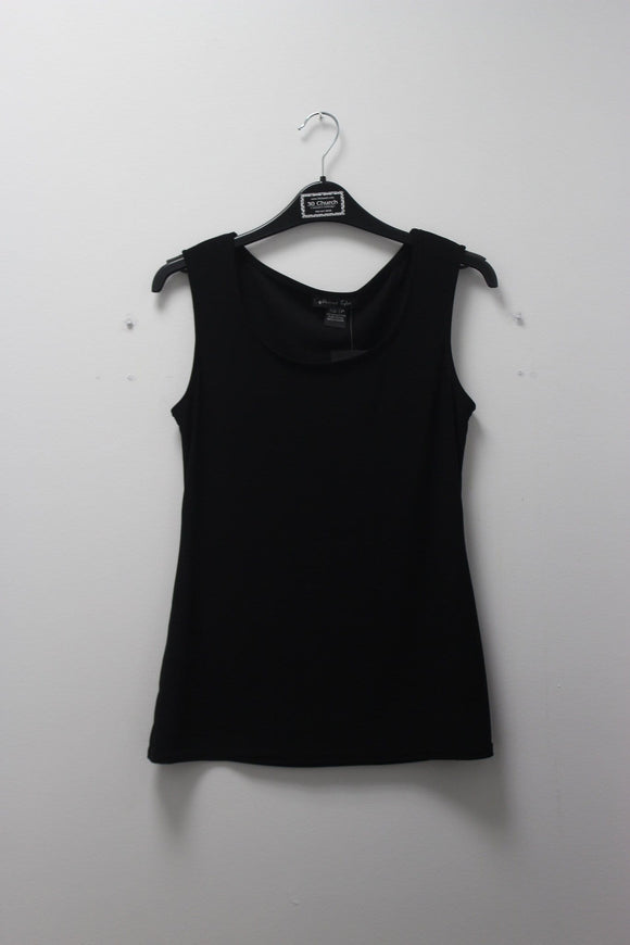 Michael Tyler Long Cami Black 19F1049 camisole