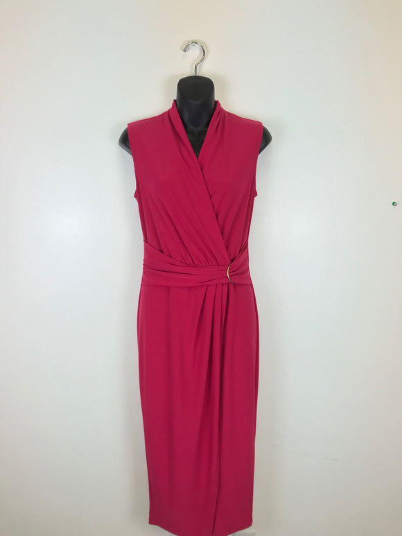 Joseph Ribkoff - Cerise Dress