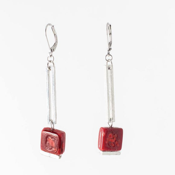 Anne-Marie Chagnon Lindsay Earrings - Magma Earrings