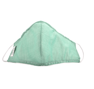 Dion Face Mask With Filter Green