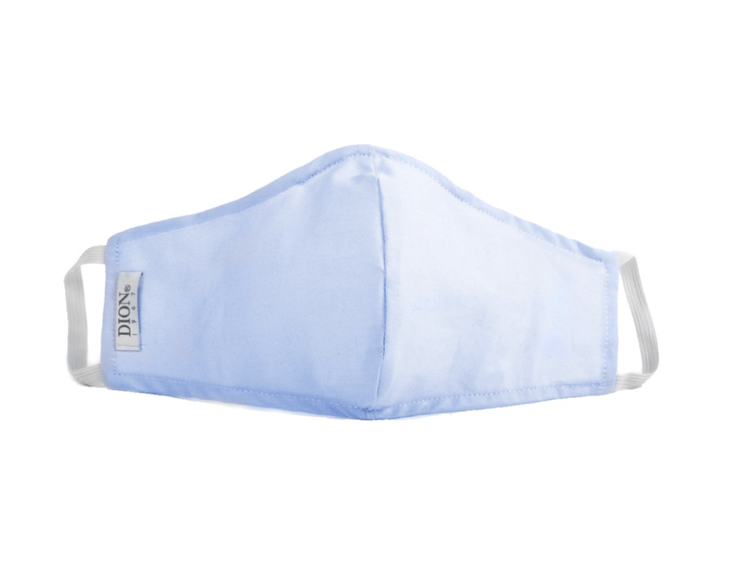 Dion Face Mask With Filter Blue