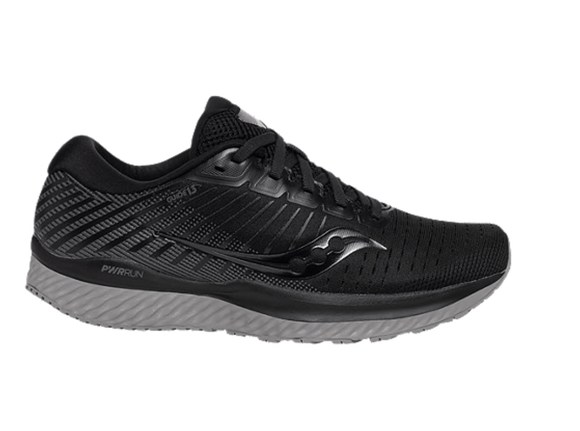 Saucony Guide 13 Blackout Sneakers