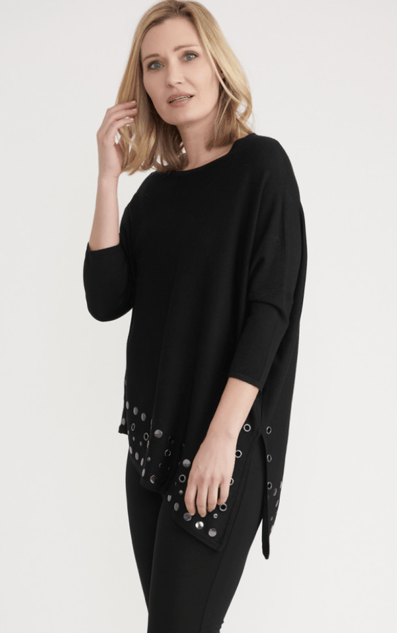 Joseph Ribkoff Black Top - 203103X Top