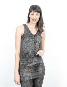 Shannon Passero Reversible Tank Dress - Verona 816 Dress