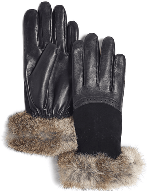 Brume Oxford Glove Black -BRM2004LG