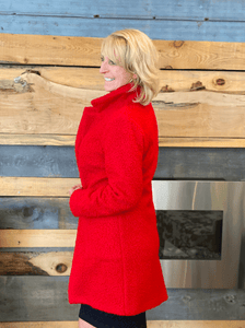 Soft Works Coat Red 21605 Coat