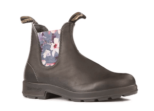 Blundstone The Original - Black w'Flower B1916 Boot