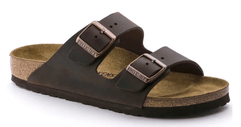Birkenstock Arizona NU Oiled Leather Habana 52531