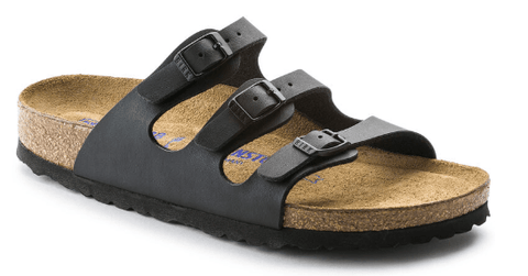 Birkenstock Florida Soft Black 53011