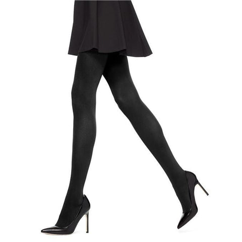 Hue Blackout Tight Black 14526